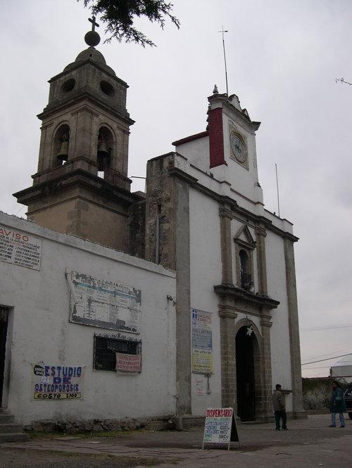 (a) Iglesia de San Pedro