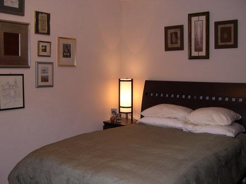 (k) Bedroom