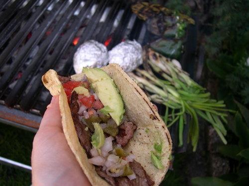 (i) Taco #1